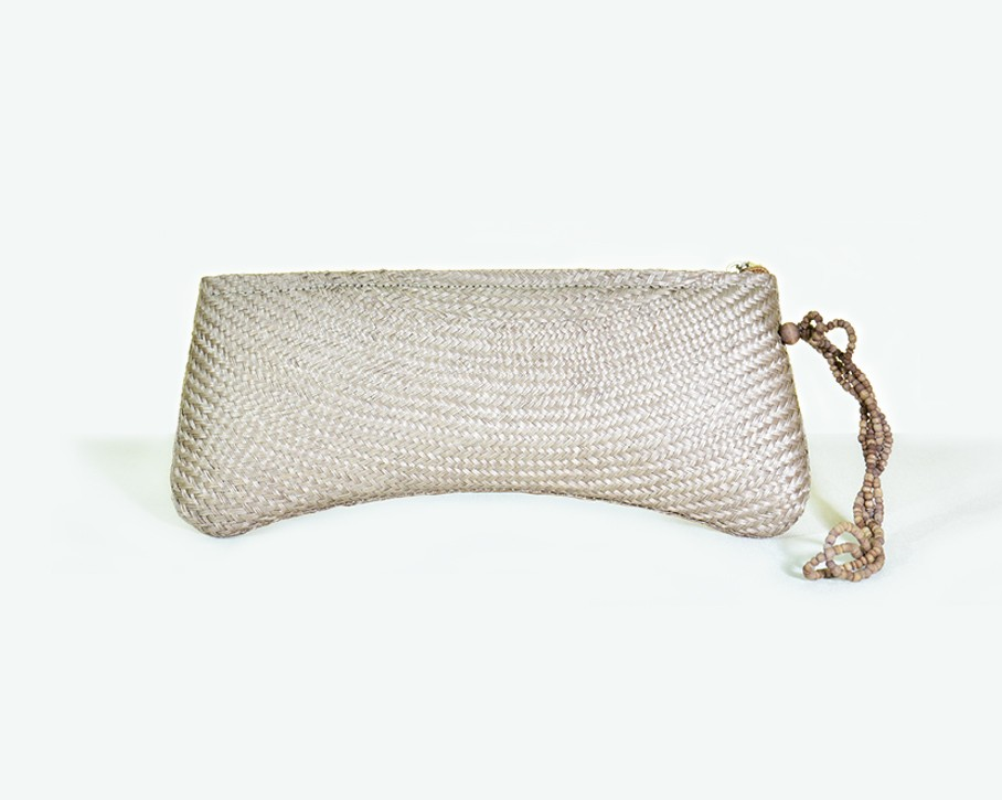 Buntal Clutch Bag Big